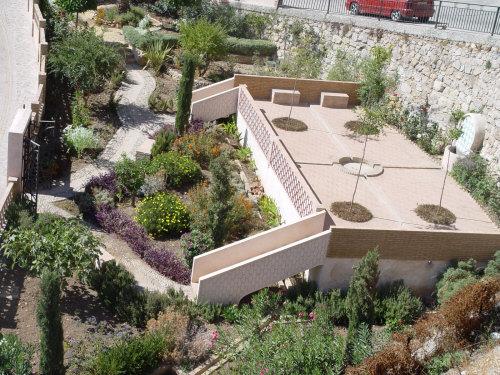Sierra de las nieves for Jardin islamico